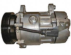 Kompressor für Klimaanlage Klimakompressor HELLA 8FK 351 127-981