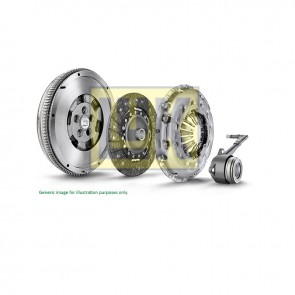 Kupplungssatz mit Zweimassenschwungrad LUK 600 0240 00