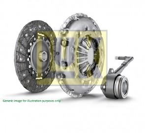 Kupplungssatz RepSet Pro mit Zentralausrücker LUK 624 3408 33