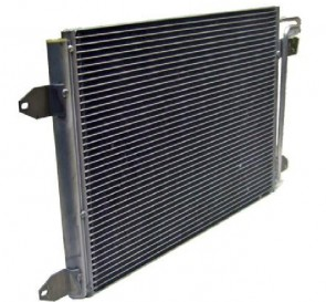 Kondensator für Klimaanlage MAHLE AC 324 000S