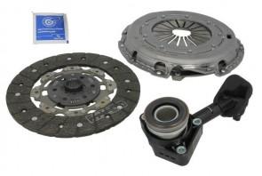 Kupplungssatz XTend Kit plus CSC für Ford Mazda Volvo SACHS 3000 990 221