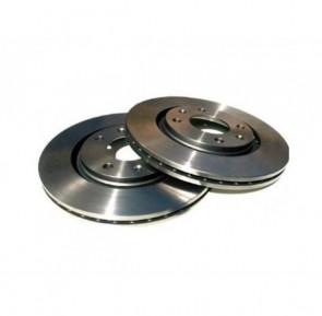2 x Bremsscheibe für DACIA LADA NISSAN RENAULT Vorderachse TRW DF4364