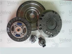 Kupplungssatz 4KKit VW Polo Kasten 1.9 D VALEO 826551
