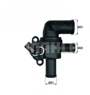 Integralthermostat mit Sensor 90°C MAHLE BEHR TI 53 90