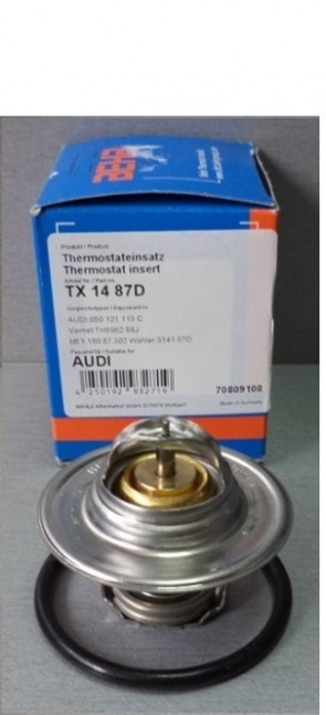 Thermostat mit Dichtung 87 °C MAHLE BEHR TX 14 87 D