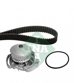 Zahnriemensatz mit Wasserpumpe INA 530 0586 30