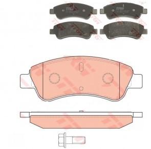 Bremsbelagsatz Vorne TRW GDB1463